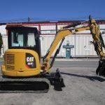 Excavator Caterpillar 304ECR2 (874)