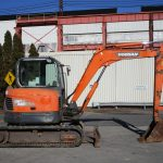 Excavator Doosan DX60R (867)